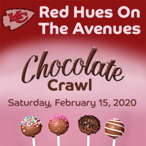 Chocolate Crawl on The Avenues