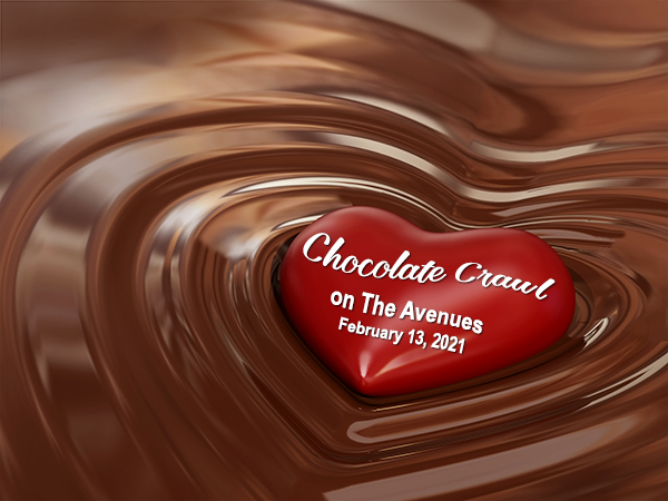 The Avenues Chocolate Crawl - 2021