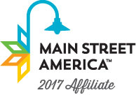 Main Street America 2017 Affiliate