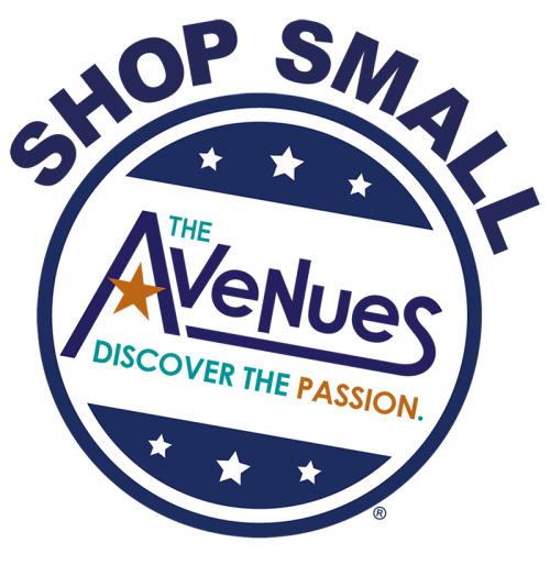 Shop Small on The Avenues