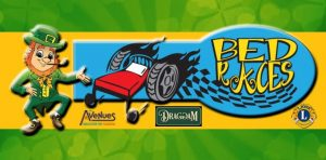 St. Patrick's Day Bed Races - The Avenues