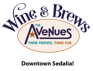Wine & Brews on The Avenues logo